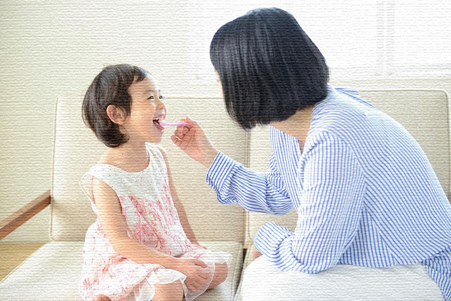 子供の歯磨き粉を選ぶ時はここをチェック