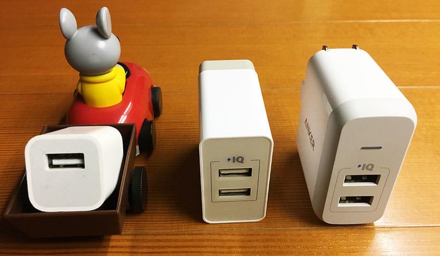 ANKER 急速充電器PowerPort2