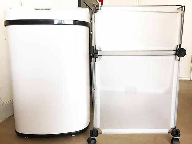 センサー付きゴミ箱比較