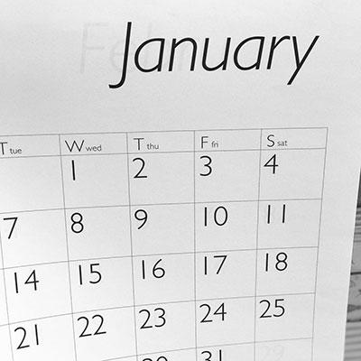 セリア カレンダー 2021